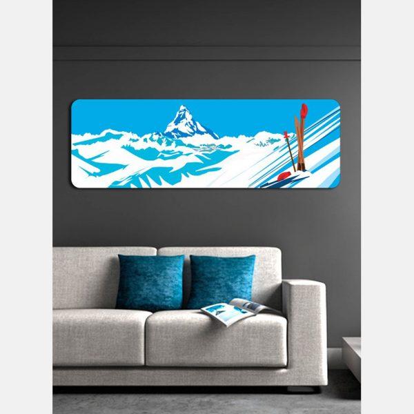Stampa Cervin Ski