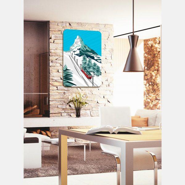 Stampa Zermatt