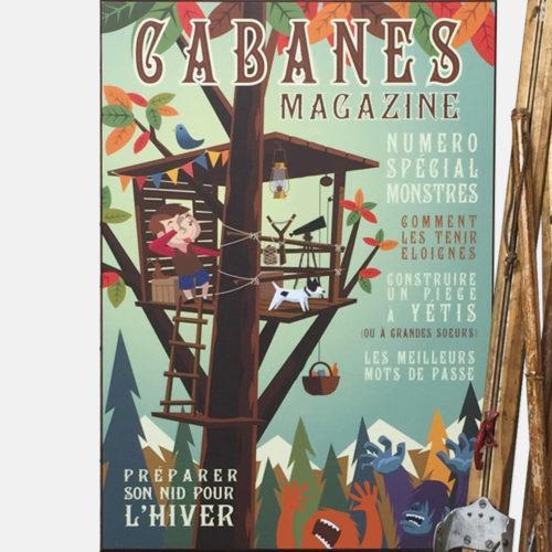 Stampa Cabane Magasine