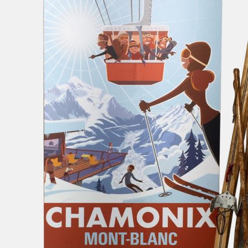 Stampa Chamonix Vallee