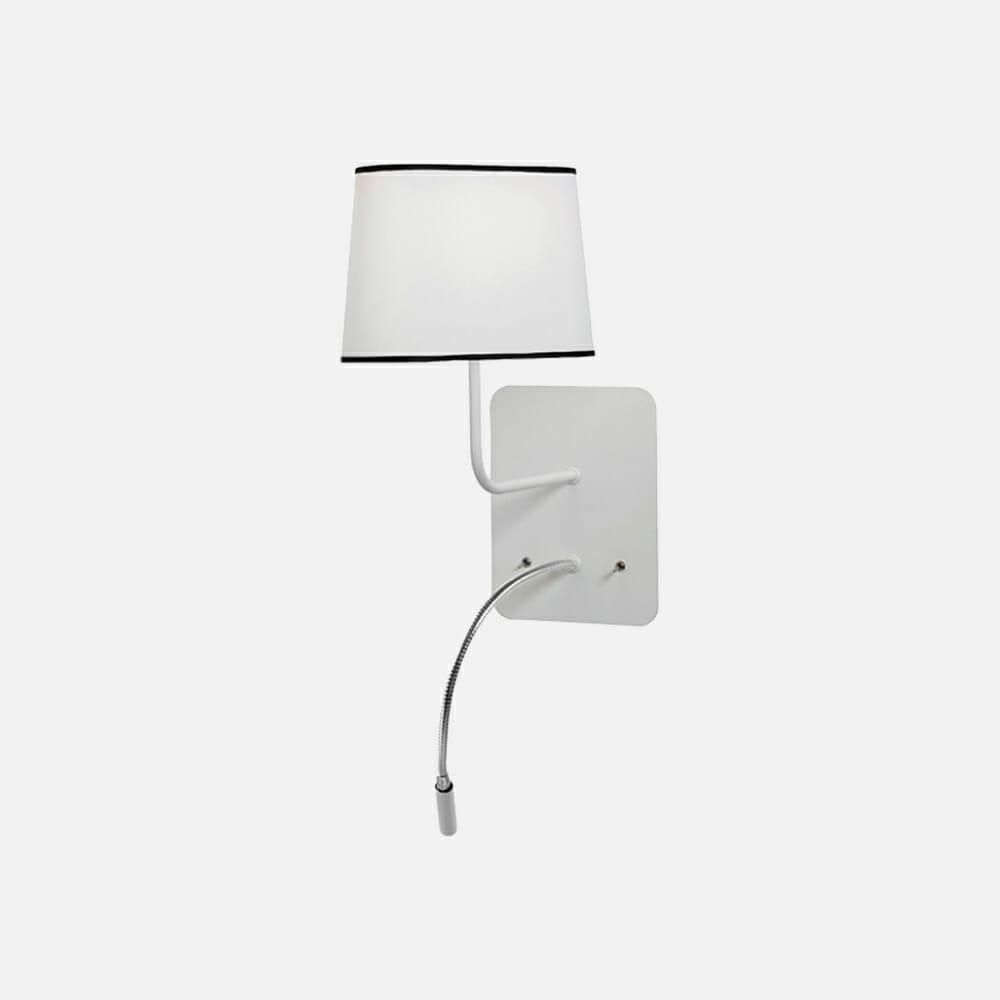Lampada a parete Design Heure mod. Nuage Murale led - Design Alpino