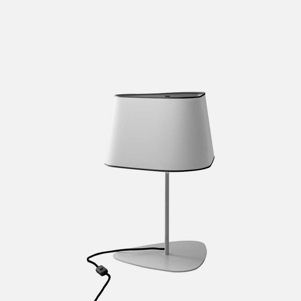 lampada da tavolo design heure mod nuage design alpino