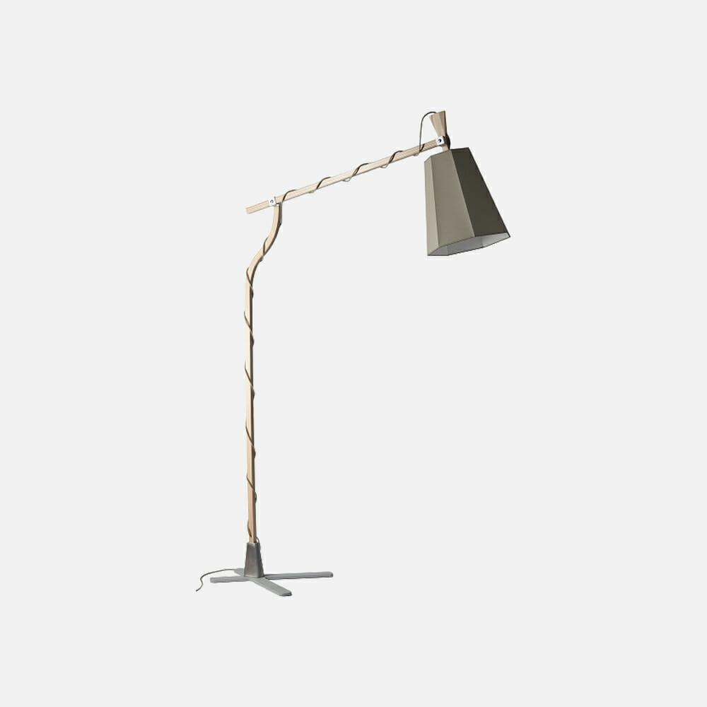 Lampada da terra e tavolo Design Heure mod. Luxiole - Design Alpino