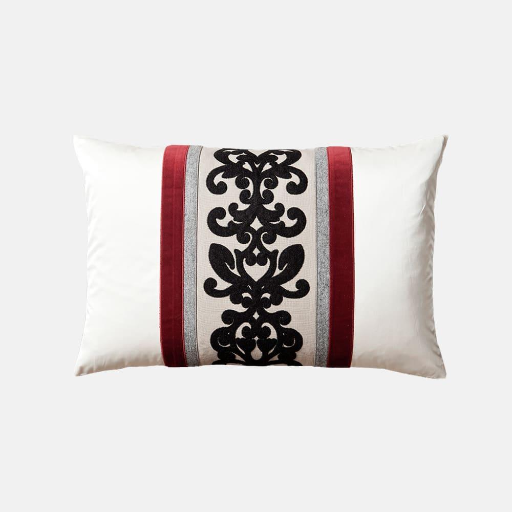Cuscino rettangolare con decoro mod zauberwald design alpino - Home design decoro shopping ...