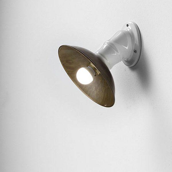 Lampada a parete Il Fanale mod. Mini