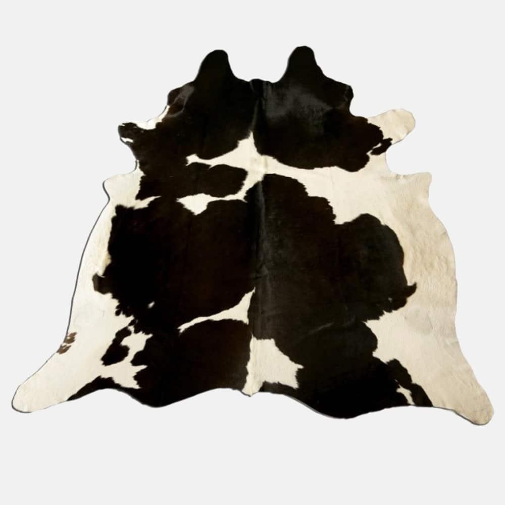 Tappeti Di Mucca : Tappeto in pelle di mucca design alpino