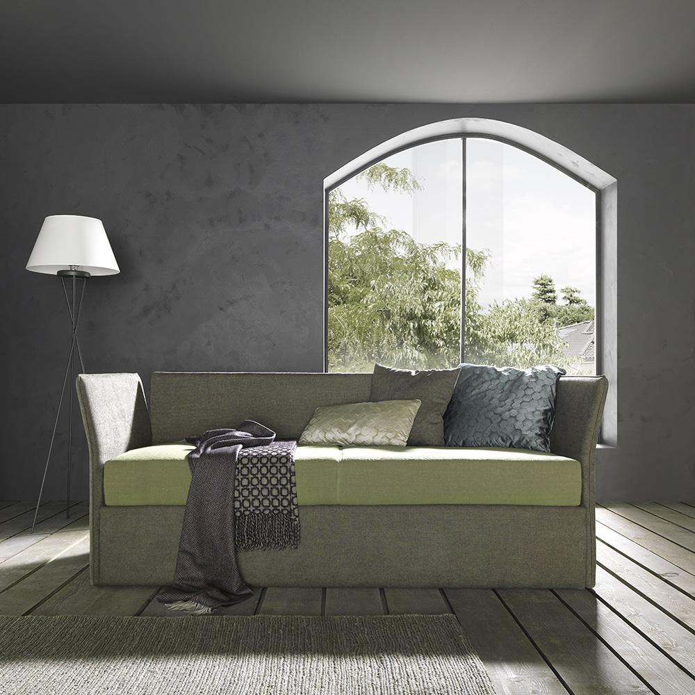 Divano letto Fly - Bolzan Letti - Design Alpino