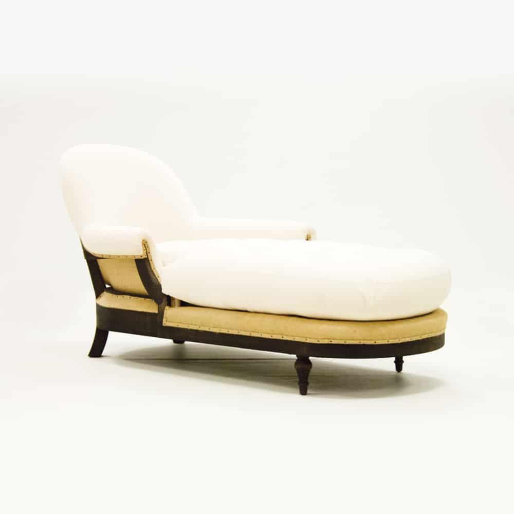 Poltrona chaise longue Victoria - Design Alpino