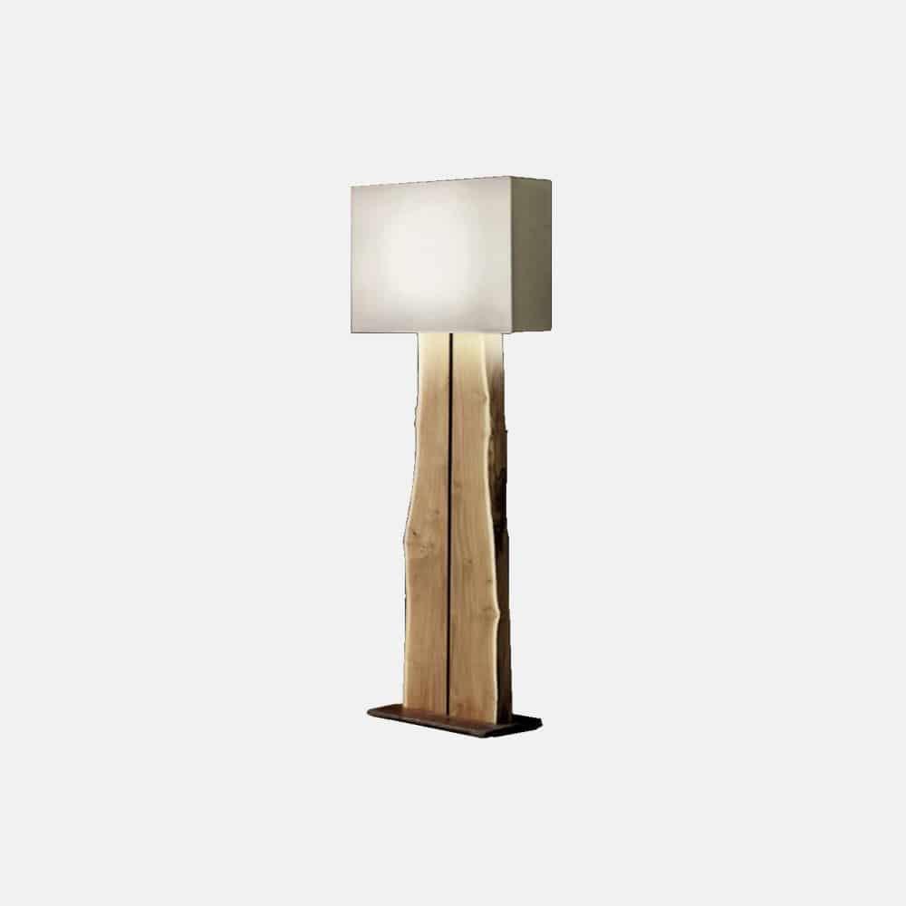 Best lampade da terra in legno ideas - Lampade da terra design outlet ...