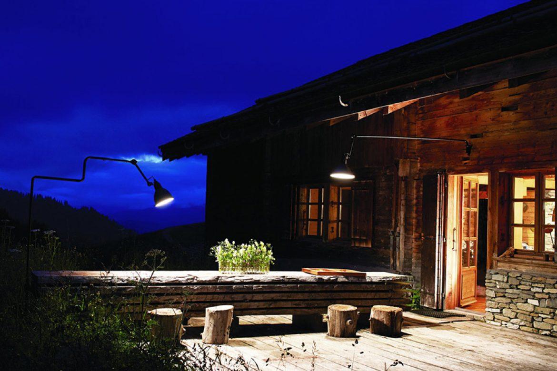 Fiori Da Giardino In Montagna come illuminare il tuo giardino: lampade da esterno - design