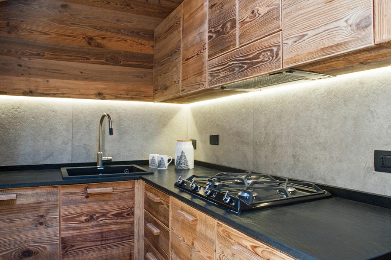 La cucina delle case in montagna: quali caratteristiche deve avere ...