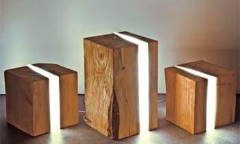 Illuminazione chalet baite e case in montagna design alpino