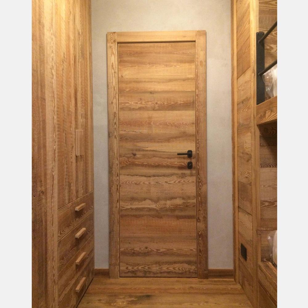 Porta in legno di larice Bio - Design Alpino