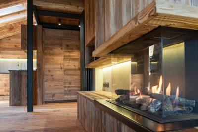 Come riscaldare una casa in montagna
