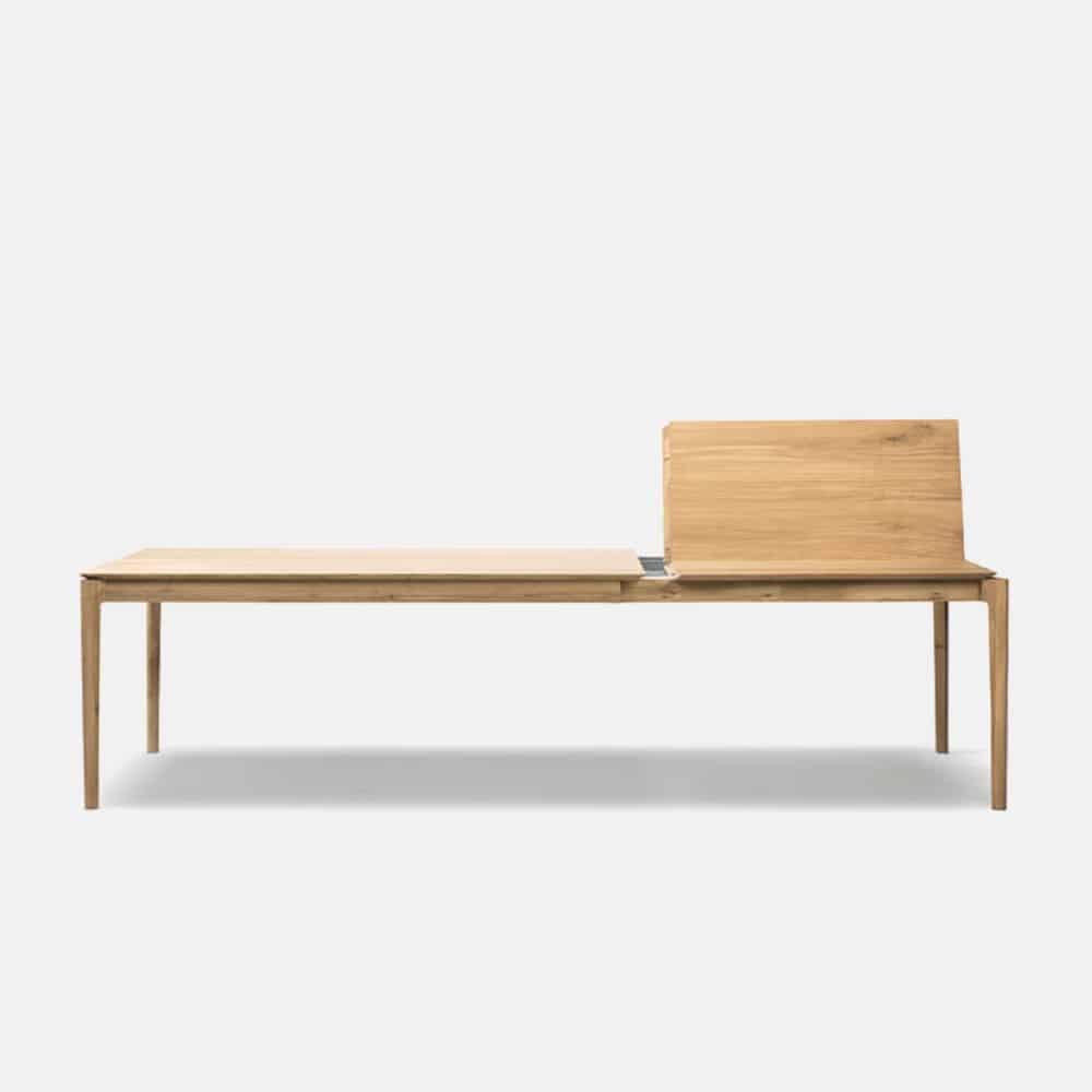 Tavolo allungabile in legno Ethnicraft mod. Bok