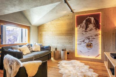 Case di montagna moderne