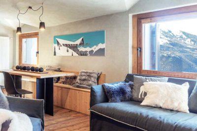 Come decorare le pareti della tua casa in montagna