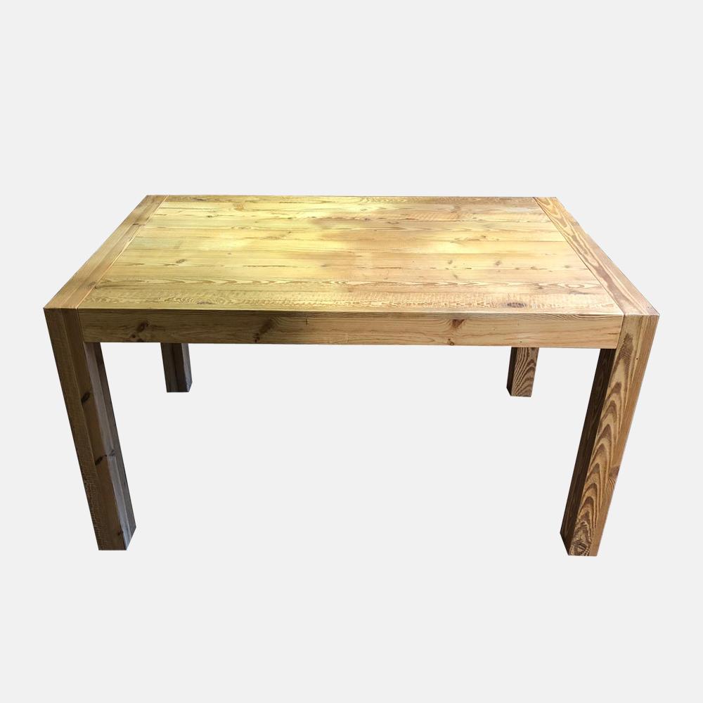 Tavolo in legno made by Design Alpino mod. Seguret - Design Alpino